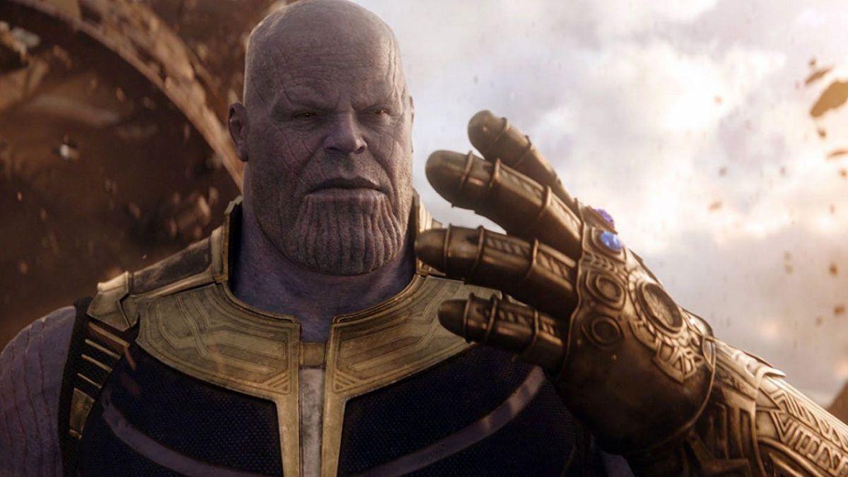 Thanos estremeció a millones de personas (Foto Prensa Libre: Marvel Studios).