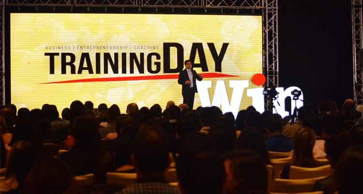 Durante el Training Day del 2016 se lanzó la escuela de emprendimiento. (Foto Prensa Libre: Cortesía)