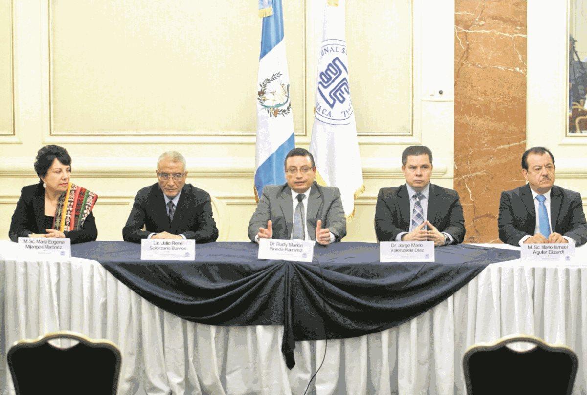 Instituciones analizan proceso electoral 2015