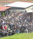 Las cárceles del país están hacinadas en más del 300 por ciento. Foto Prensa Libre: Hemeroteca PL