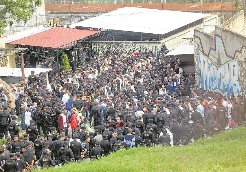 Sistema Penitenciario prepara zonas de aislamiento para prevenir contagio de covid -19