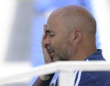 Samapoli pasó de ser una esperanza para Argentina a formar parte de un fracaso histórico para la albiceleste. (Foto Prensa Libre: Hemeroteca)