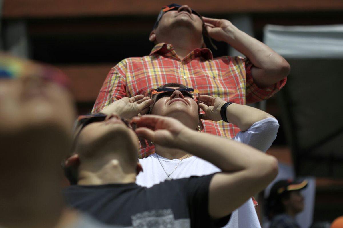 ¿Es real la información que dice que habrá eclipse de sol este 21 de agosto en Guatemala?