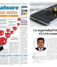 Comparación de la publicación original, de Prensa Libre, con la de la revista Cámara en acción (Foto: Hemeroteca PL).