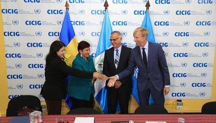 Wola ve con preocupación que con el cambio de embajador se pretenda debilitar la lucha contra la corrupción. (Foto Prensa Libre: Hemeroteca PL)