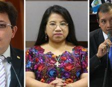 Organismo Ejecutivo aún no tiene sustituto para los ministros que decidieron renunciar de sus cargos. (Foto Prensa Libre: Hemeroteca PL)