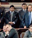 Algunos asistentes de los diputados aparecen con sueldos de Q20 mil mensuales. (Foto Prensa Libre: Hemeroteca PL)