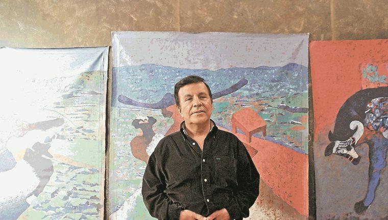Elmar René Rojas falleció este domingo a causa de un cáncer. (Foto Prensa Libre: Hemeroteca PL).