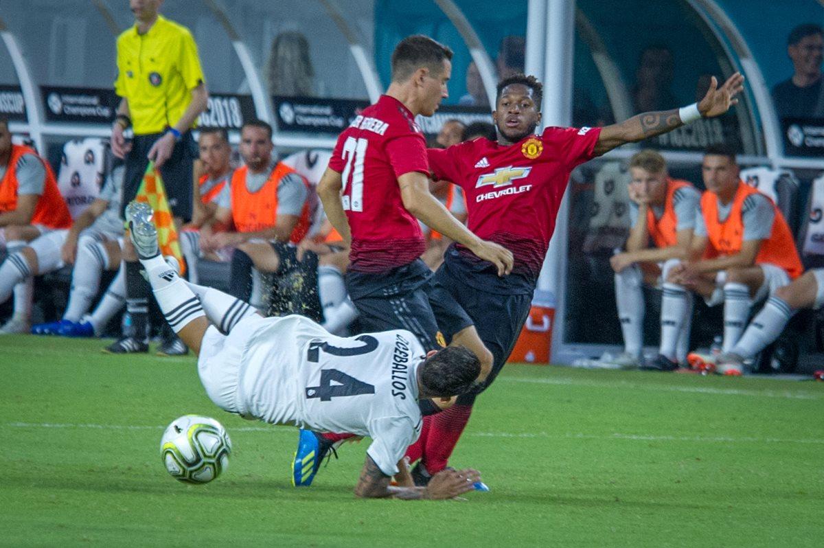 El Real Madrid de Lopetegui cae con el United ante la presencia de Luis Fonsi