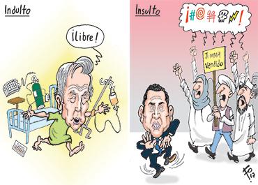 Indulto/Insulto