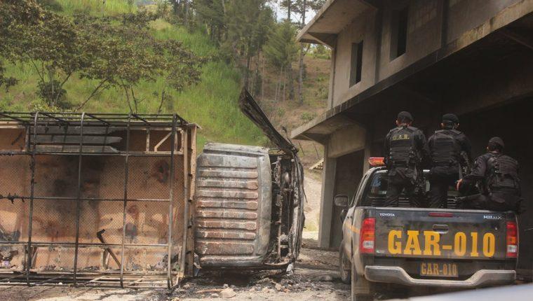 Conflictividad en varios puntos de Huehuetenango ocasiona cierre de centros de votación. (Foto: HemerotecaPL)