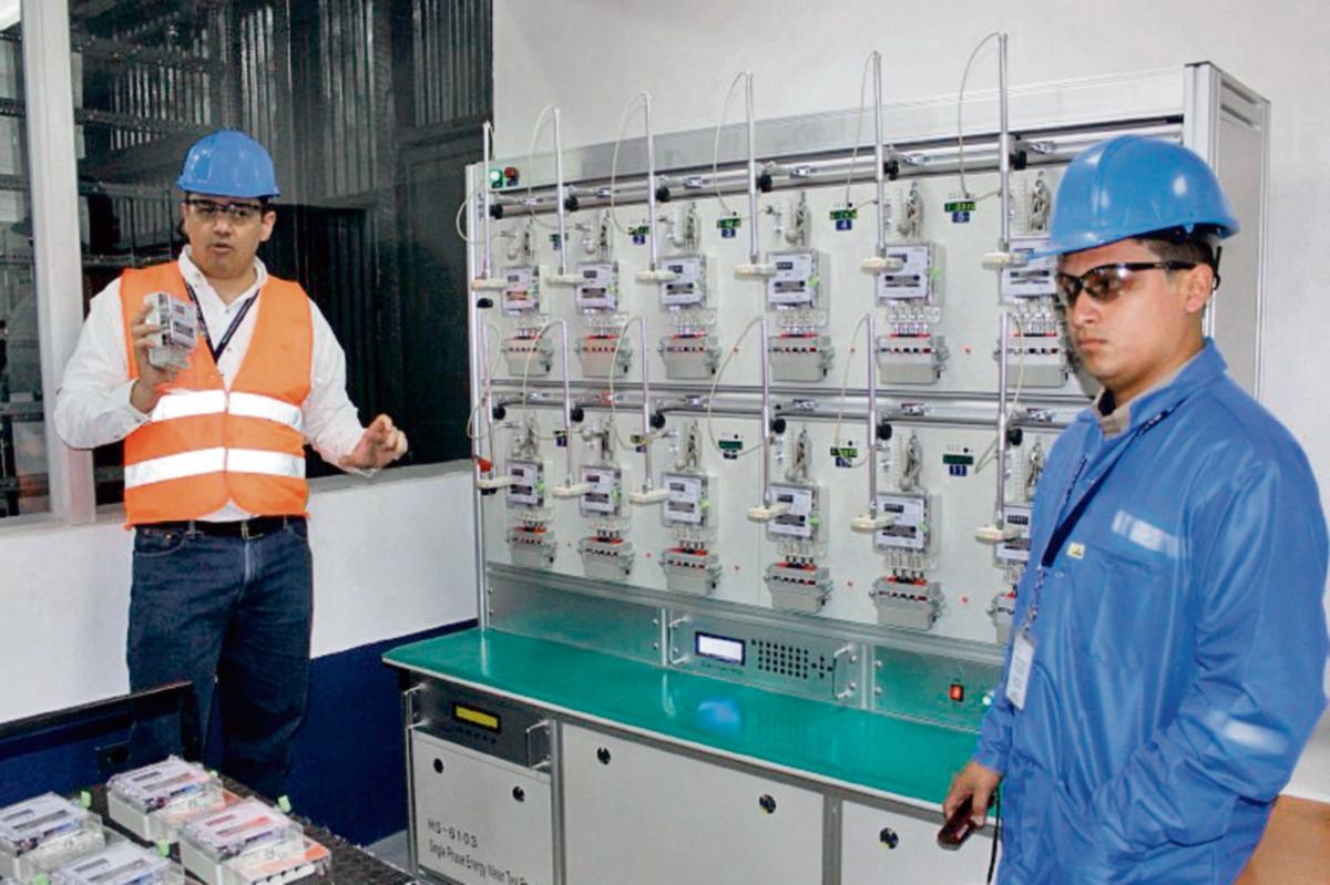 Instala sistema para verificar consumos de Energuate