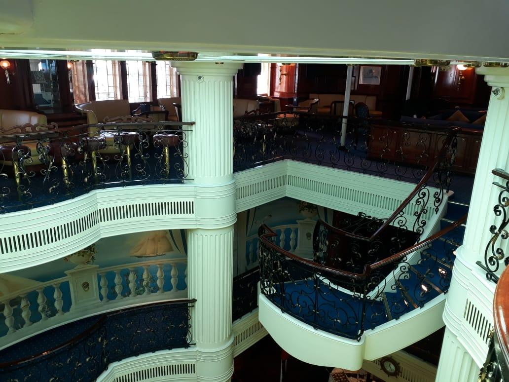 El Crucero MS Royal Clipper, embarcación de lujo de Línea Exclusiva de Cruceros, visita por primera vez Guatemala y atracó Puerto Santo Tomás de Castilla, Puerto Barrios, Izabal.