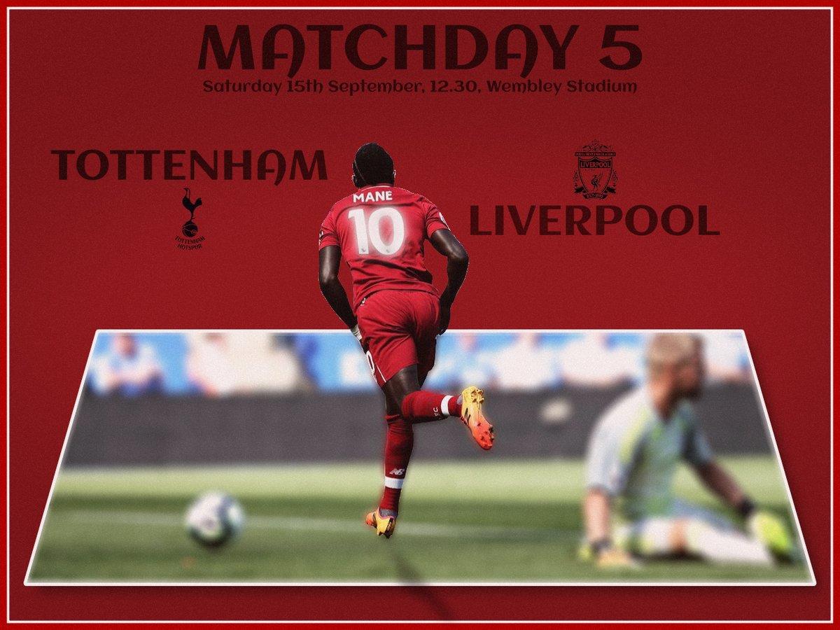 Así promociona el Liverpool el partido. (Foto Prensa Libre: Twitter @LFC)