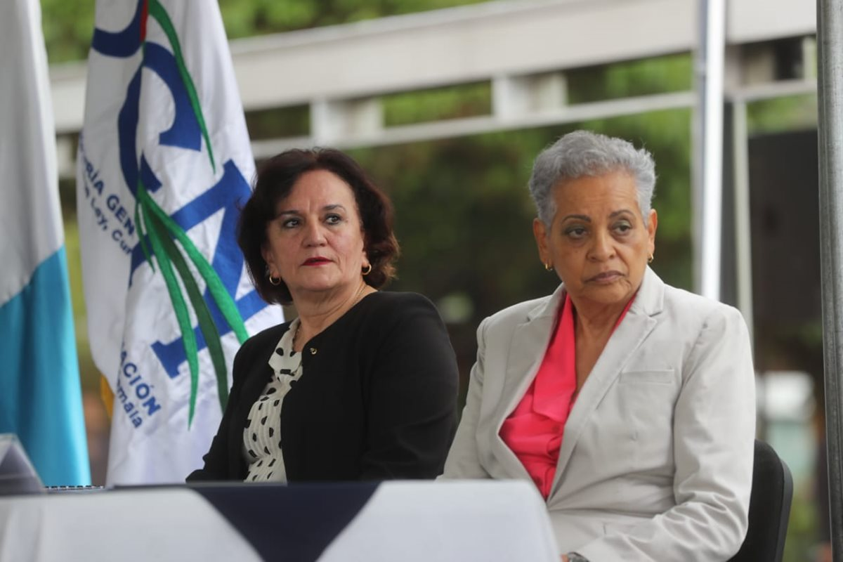 ANABELLA MORFÍN: Lo único que cambia es la representación legal de la Procuraduría.