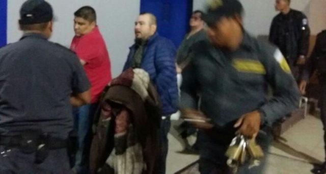 El Palidejo y Guayo Cano fueron trasladados a Matamoros