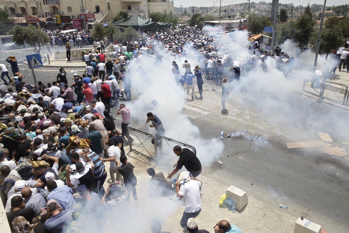 Crece temor por aumento de violencia entre israelíes y palestinos