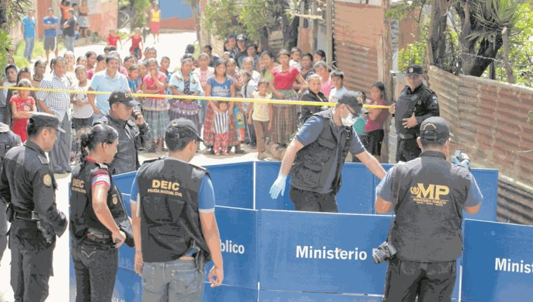 Los linchamientos son secuelas de la represión militar y estructura paramilitar en los poblados.