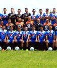 Comunicaciones FC, que fue fundado el 16 de agosto de 1949, cumple este miércoles 68 años. (Foto Prensa Libre: Carlos Vicente).