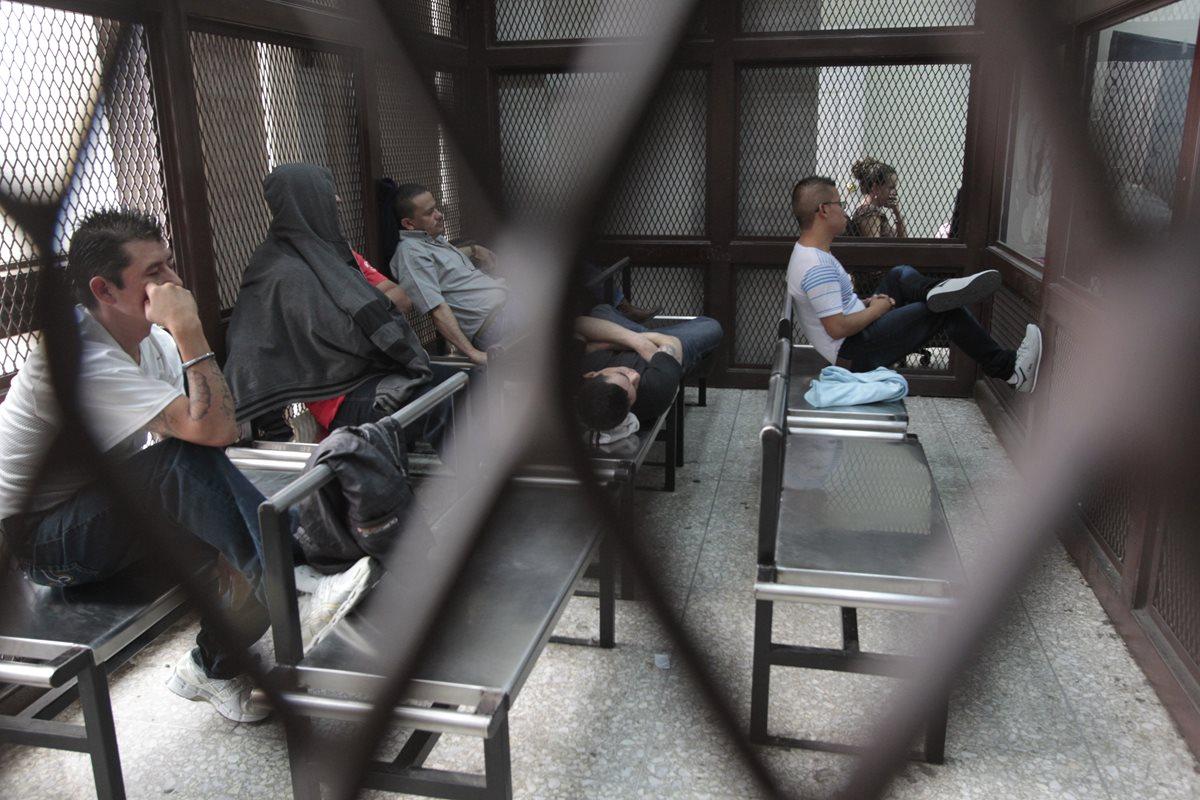 Un tribunal condeno a 11 integrantes de una banda por el secuestro y asesinado de un ciudadano español en el 2014. (Foto Prensa Libre: Hemeroteca PL)