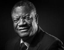 El doctor Mukwege ha denunciado que el conflicto en la República Democrática del Congo busca destruir a las mujeres congoleñas. AFP