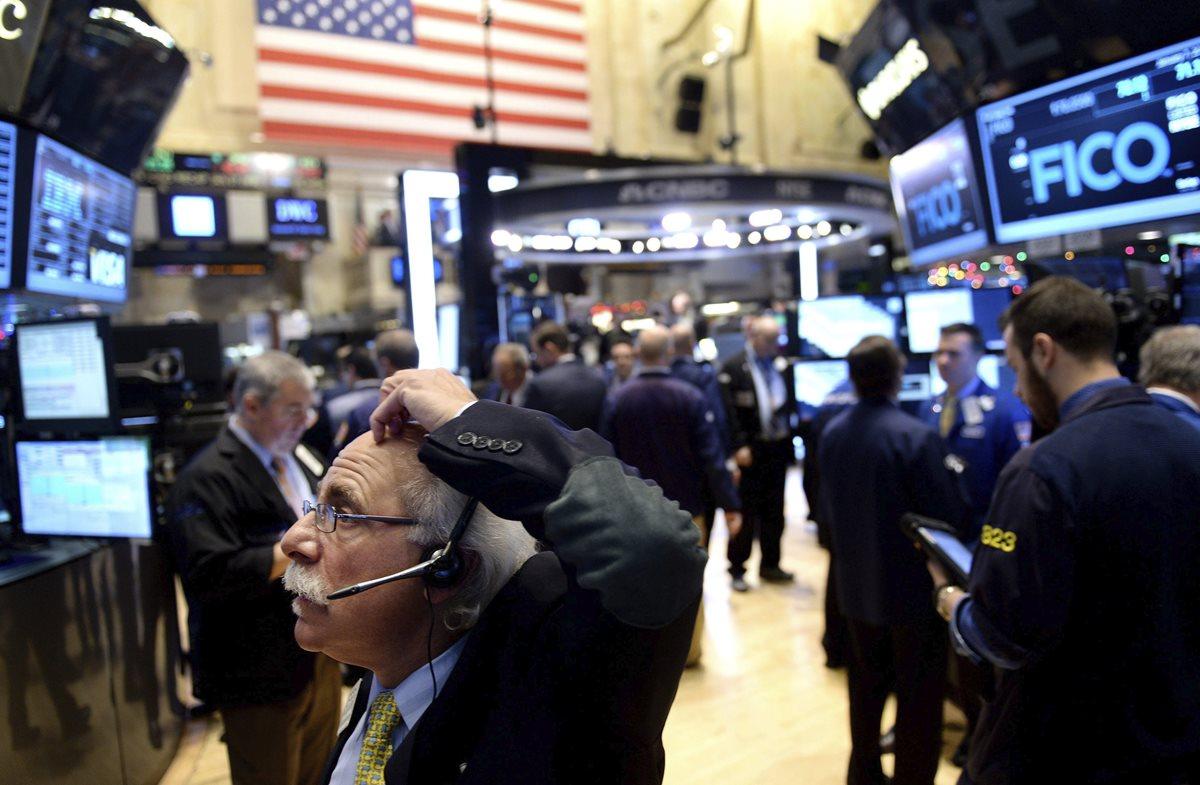 Negra Navidad en Wall Street