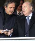 Platini rompió el silencio y habló de lo sucedido con Blatter. (Foto Prensa Libre: Hemeroteca PL)