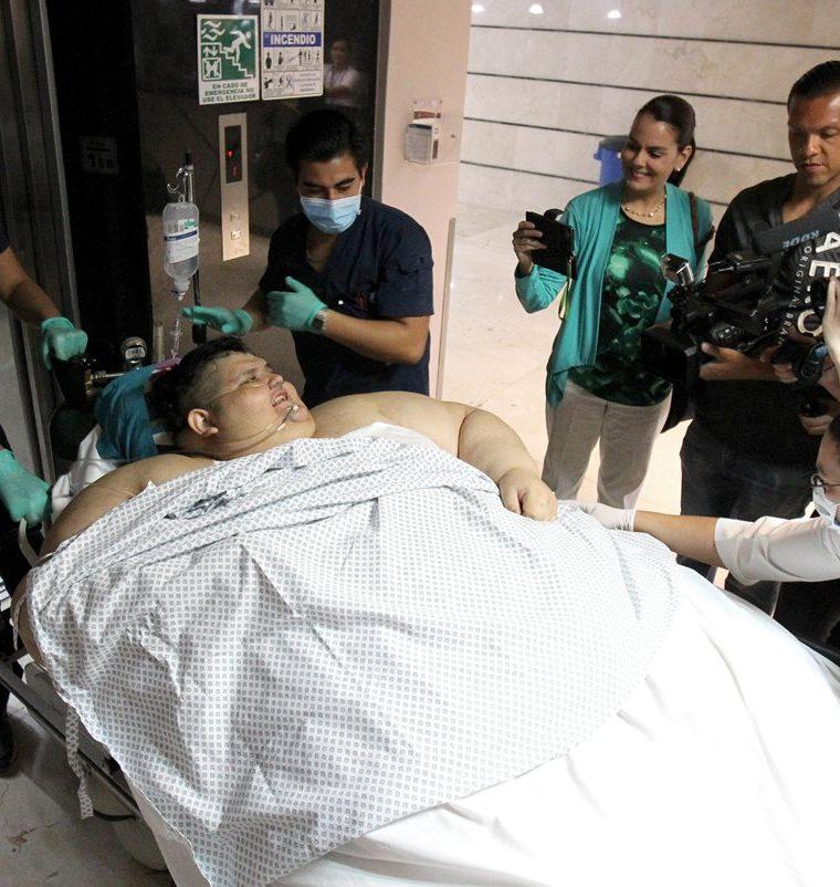 La cirugía le cambiará la vida a Juan Pedro Franco. (Foto Prensa Libre: EFE)