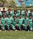 """Los jugadores de Guastatoya están emocionados por jugar por primera vez en la Liga Nacional. (Foto Prensa Libre: Eduardo González)<br _mce_bogus=""""1""""/>"""