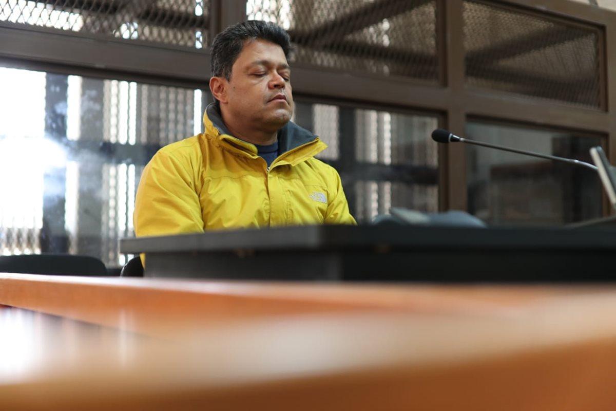 Raúl Osoy intenta sin éxito aplazar su audiencia en el Juzgado de Mayor Riesgo B