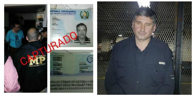Ramiro Estuardo Luna Méndez y Miklos Nagy Deak fueron ligados a proceso. (Foto Prensa Libre: Hemeroteca PL)