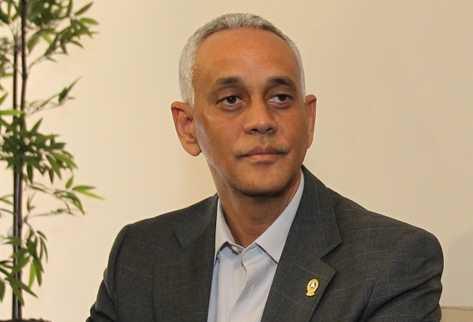 Manolo Pichardo, presidente del Parlacen. (Foto Prensa Libre: Archivo)