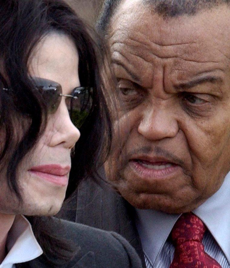 Joe Jackson fue el representante de la agrupación Jackson Five y de Michael Jackson durante buena parte de su carrera musical. (Foto Prensa Libre: EFE).