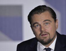 El actor Leonardo DiCaprio tiene nueva novia, se trata de una modelo argentina. (Foto Prensa Libre: AFP)