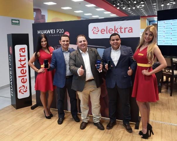 Huawei P20 y P20 Lite ya están disponibles en tiendas Elektra