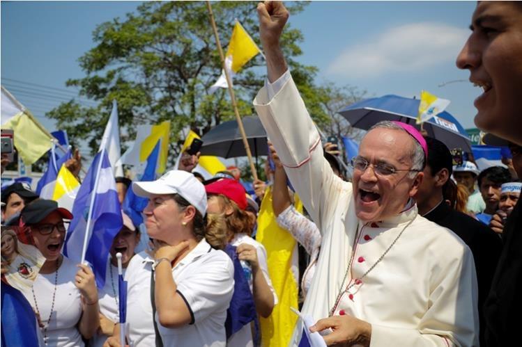 suman 340 personas capturadas por protestar contra el Gobierno de Daniel Ortega en Nicaragua. (Foto Prensa Libre: Hemeroteca PL)