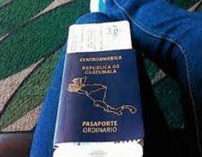 Guatemala se localiza en la posición 42 de 104 según el Índice de Restricciones de Visa 2016 (Foto Prensa Libre: Hemeroteca)