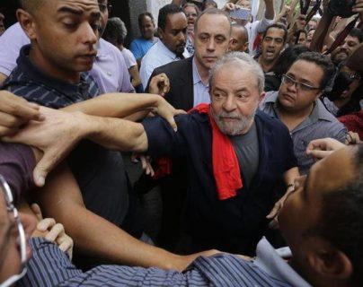 Una corte de apelaciones brasileña ordenó la liberación del expresidente Luiz Inacio Lula da Silva, encarcelado desde comienzos de abril por corrupción.(Foto Prensa Libre:HemerotecaPL).