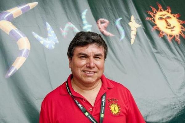 """El guatemalteco Alfredo Caxaj es el fundador del Sunfest en London, Canadá. (Foto Prensa Libre)<br _mce_bogus=""""1""""/>"""