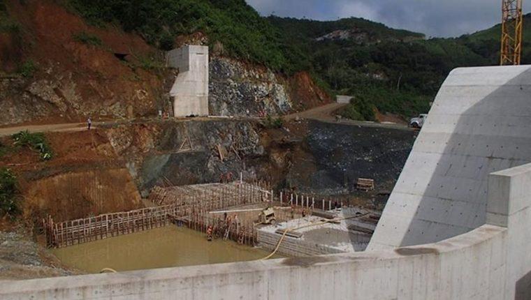 Una de las dos hidroeléctricas de Oxec está en operación y la otra en construcción. (Foto, Prensa Libre: Hemeroteca PL)