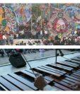 Nazario Rucal Xunic logró expresar en notas musicales la alegría, color y tradición de los barriletes de Sumpango. Foto Prensa Libre: (Hemeroteca PL)