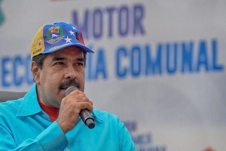 Nicolás Maduro es presidente de Venezuela desde el 2013, luego de la muerte de Hugo Chávez. (Foto HemerotecaPL)