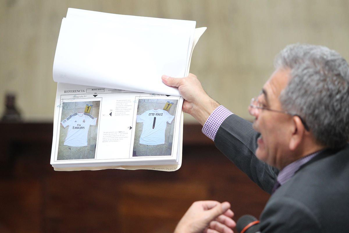 El amor por el madridismo le jugó en contra a Otto Pérez Molina