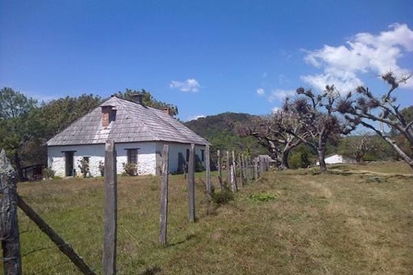 La Posada Finca Chaculá se encuentra en Nueva Esperanza Chaculá, Nentón, Huehuetenango.