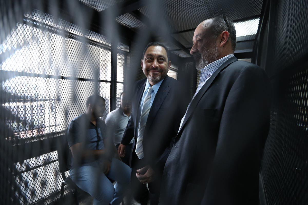 Caja de Pandora: Así se defendieron López Bonilla y Moisés Galindo por vínculos con Byron Lima