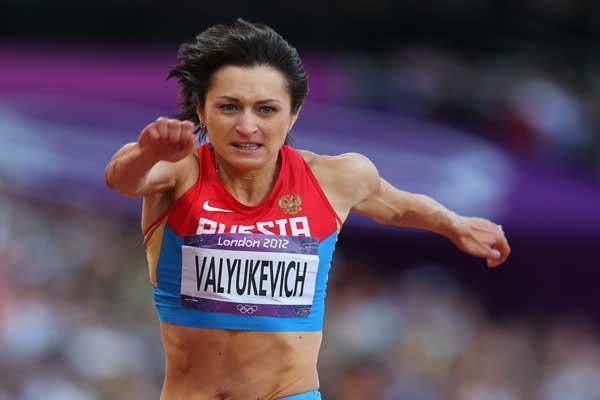 Viktoria Valyukevich es señalado de haber salido dopada en las justas de Londres 2012 (Foto Prensa Libre: tomada de internet)