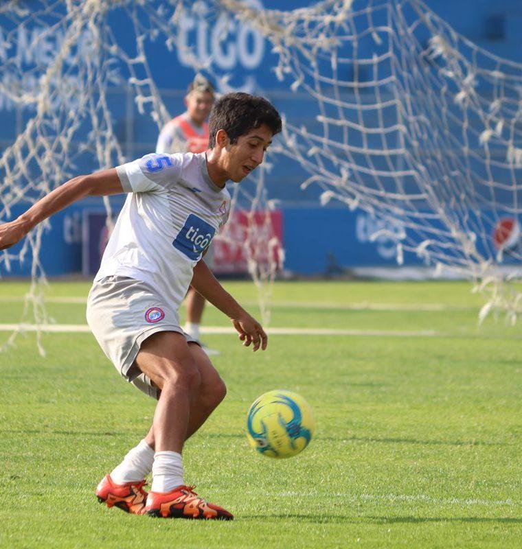 Macal es uno de los jugadores más talentosos del Xelajú MC. (Foto Prensa Libre: Raúl Juárez)