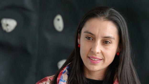 La neuropsicóloga Diana Fajardo ha investigado ampliamente los efectos de las heridas de guerra en la vida sexual de los soldados y sus familias. Ahora trabaja diseñando un programa de rehabilitación sexual para afectados, en el CRI. NATALIA GUERRERO