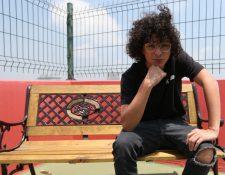 Kontra es uno de los raperos que continúa evolucionando en la escena guatemalteca. (Foto Prensa Libre: Keneth Cruz)