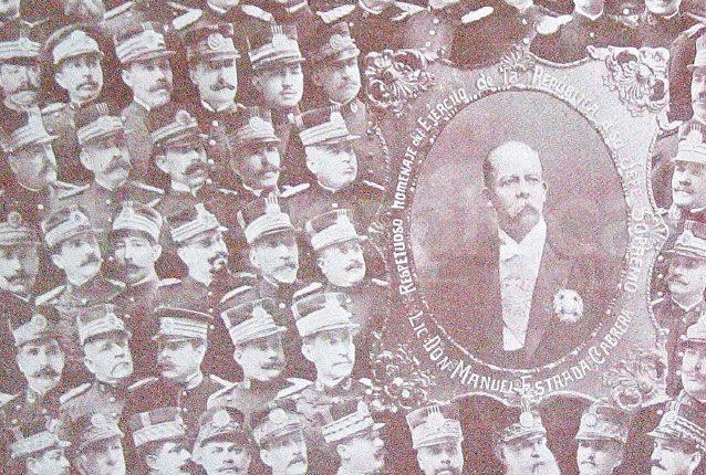 Manuel Estrada Cabrera gobernó tiránicamente el país durante 22 años, fue derrocado por la voluntad popular en 1920. (Foto: Hemeroteca PL)
